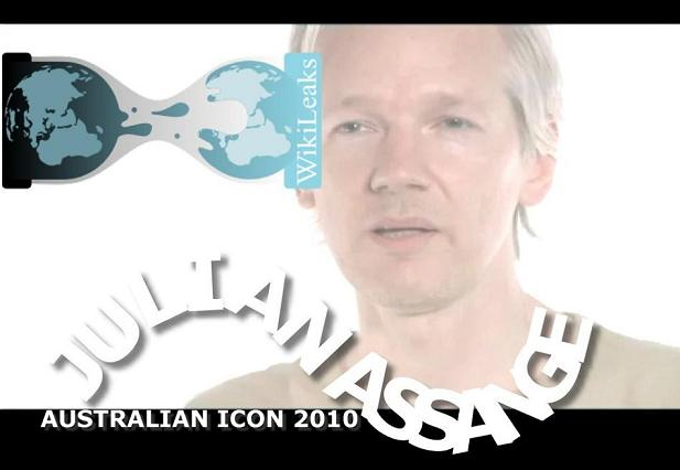 Media Insurgent and Humanistic  Infidel Julian Assange